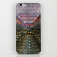 Desert Sunset iPhone & iPod Skin