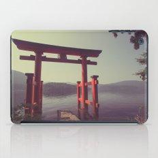 torii gate iPad Case