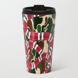 Camp Snake Travel Mug
