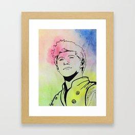 Nialler Framed Art Print