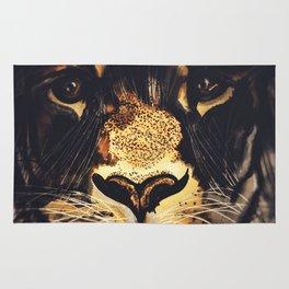 Noble Lion Rug