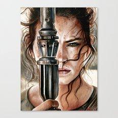 Rey FAN ART  Canvas Print