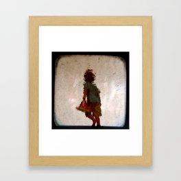 Sail Away - Through the Viewfinder (TTV) Framed Art Print