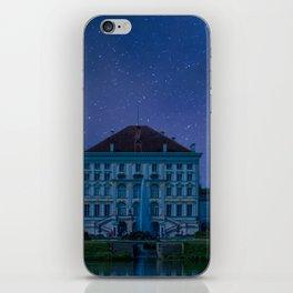 DE - BAVARIA : Nympfenburg palace Munich iPhone Skin
