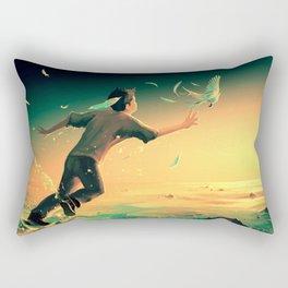 Pursuit of Happiness Rectangular Pillow