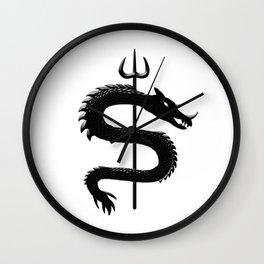 Firebrand Wall Clock