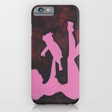 Pink Pinup Slim Case iPhone 6s