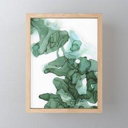 emerald II Framed Mini Art Print