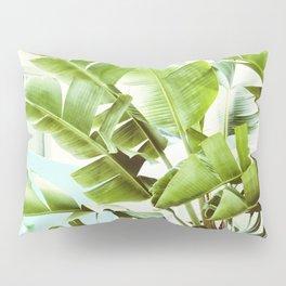 Banana Palms Pillow Sham