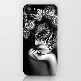 Maske Doll iPhone Case