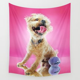 Super Pets Series 1 - Super Cosmo Wall Tapestry