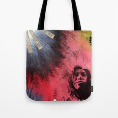 The Darkness & Beauty Tote Bag