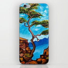 Cypress Tree iPhone Skin
