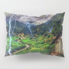 Paranormal Halloween Pillow Sham