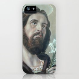 St Joseph iPhone Case