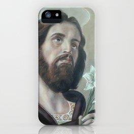 St Joseph iPhone Case