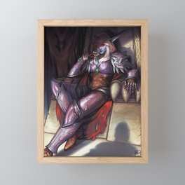 Warchief Sylvanas Framed Mini Art Print