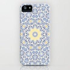 Deep States (Mandala) Slim Case iPhone (5, 5s)