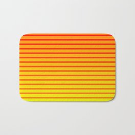 Orange-Ade Bath Mat