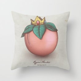 Regius Fructus Throw Pillow