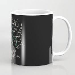 Hot Rod Pinstriping Coffee Mug