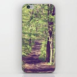 Edison Arboretum Path iPhone Skin