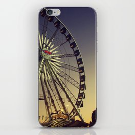 Dusk at the Carnival iPhone Skin