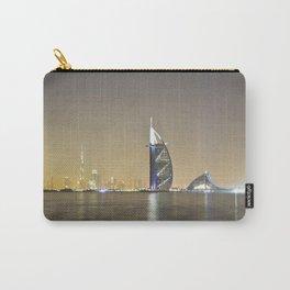 Burj Al Arab in front of Dubai Carry-All Pouch