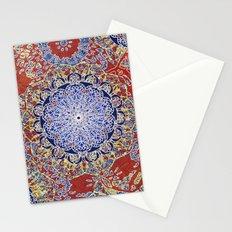 Rising Sun Mandalas Stationery Cards