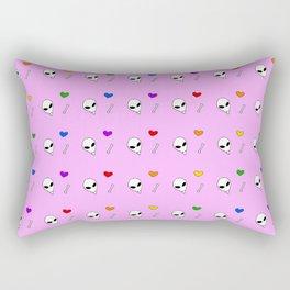 Pride n Bones Rectangular Pillow