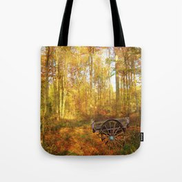 The Woodsman's Glade. Tote Bag