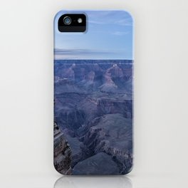 Early Evening at the Grand Canyon No. 1 iPhone Case