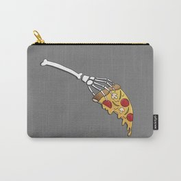 Skeleton Pizza Carry-All Pouch