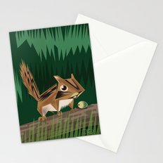 Chip Chip Stationery Cards