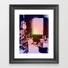 ATÊLIE LSD Framed Art Print