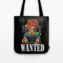 Guardias Most Wanted Tote Bag