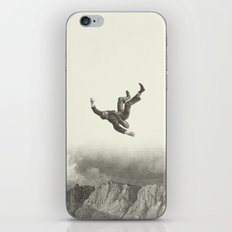 Falling iPhone & iPod Skin