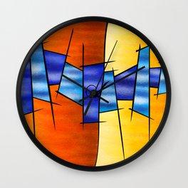 Seria Caloni V1 - the gift Wall Clock
