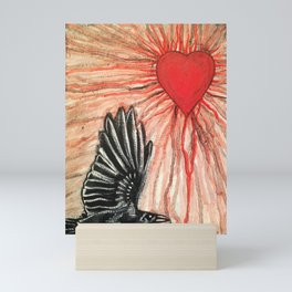 Quoth The Raven Mini Art Print
