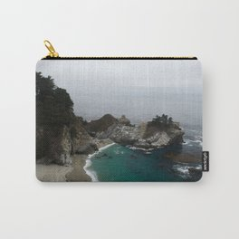 Big Sur McWay Falls Carry-All Pouch