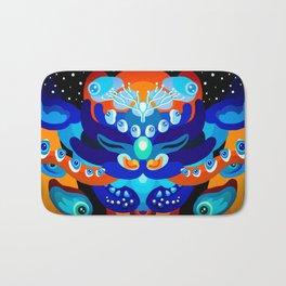 Eye bending Dragon Bath Mat
