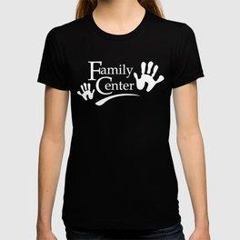 family center T-shirt