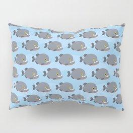 Piranhas pattern Pillow Sham