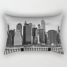 Manhattan Ship Rectangular Pillow