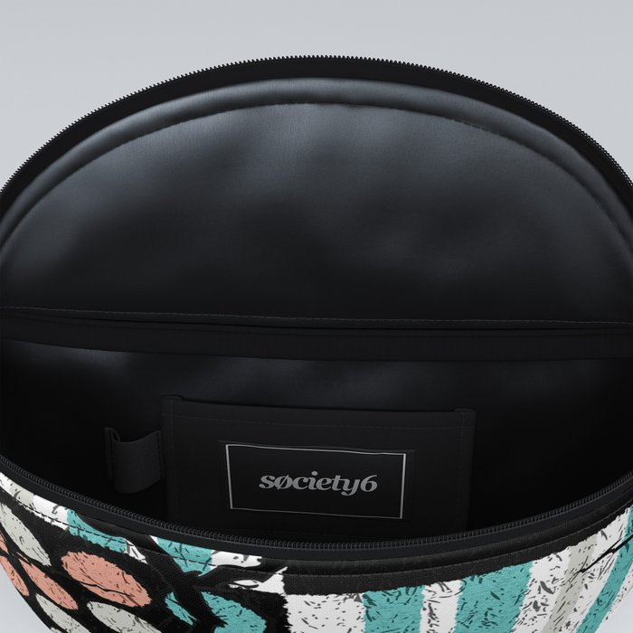 Distressed pattern Fanny Pack