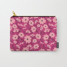 Cosmea pink Carry-All Pouch