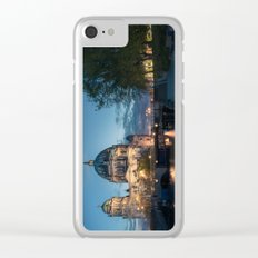 Berliner Dom Clear iPhone Case
