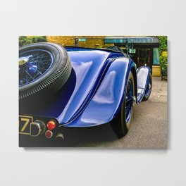 Perfect Form (Aston Martin) Metal Print