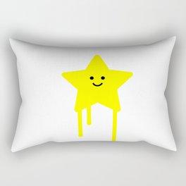 Happy star Rectangular Pillow