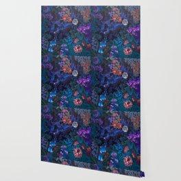 Space Garden Cosmos Wallpaper
